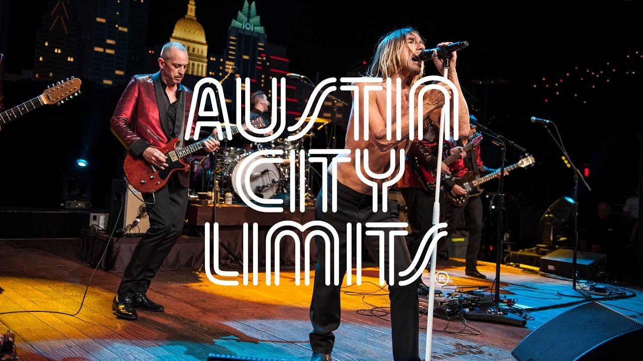 "Download Iggy Pop on Austin City Limits ""China Girl"""