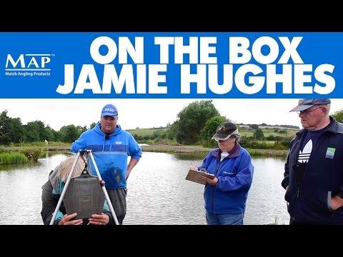 MAP Fishing - Jamie Hughes On the Box - Live Match Footage - Heronbrook Fisheries