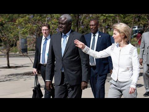 L'UE ne veut pas laisser le continent africain aux concurrents chinois et russes
