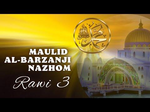 Barzanji Nazhom RAWI 3