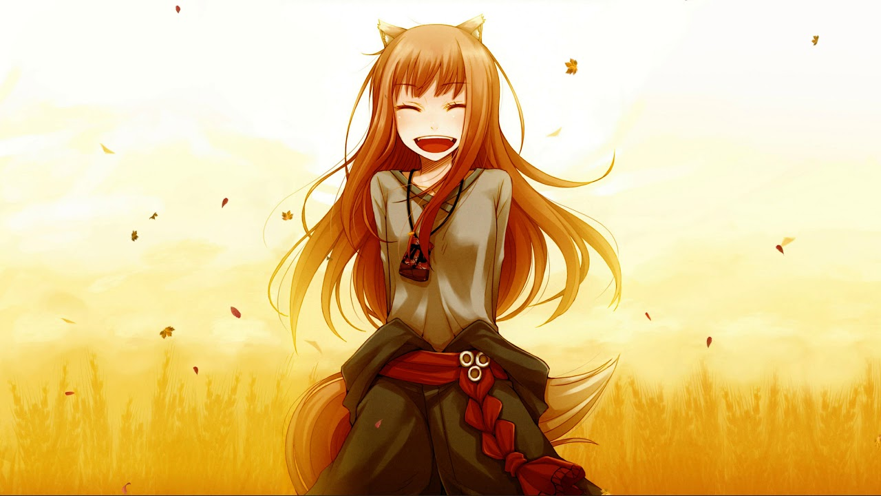 Wallpaper Engine Spice Wolf Youtube