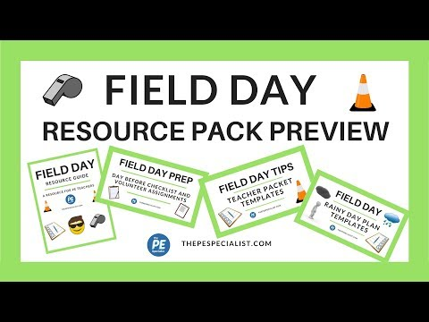 How to Plan an Awesome Field Day