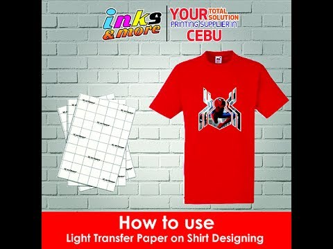b68766679 Start Your Own T Shirt Printing Business Using Heat Press Dark Transfer  Paper