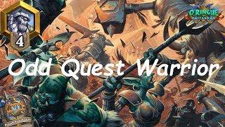 Hearthstone: Odd Quest Warrior #5: Rastakhan