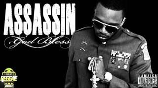 ASSASSIN - GOD BLESS (BUBBLE UP RIDDIM)