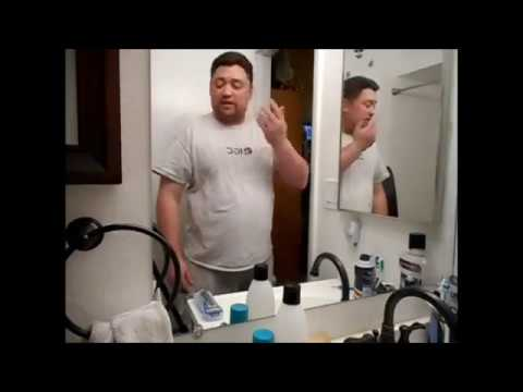 Dorco Pace 7 Razor Shave and Review - YouTube