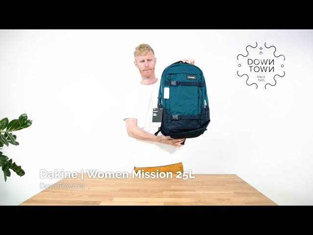 Dakine Mission 25L 2020 rugzak review - DownTown.nl