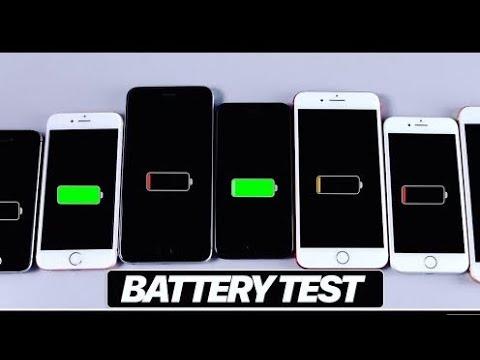 iOS 14 Battery Test !!!