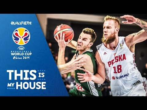 Lithuania v Poland - Highlights - FIBA Basketball World Cup 2019 European Qualifiers