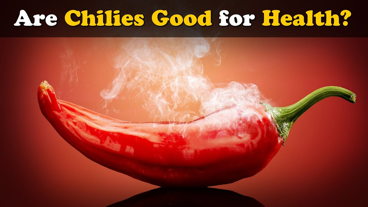Are Chilies Good for Health? + more videos | #aumsum #kids #science #education #children