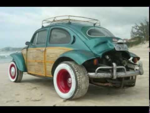 Hot Rat Rod Vw Baja Show Maurel Pictures Youtube