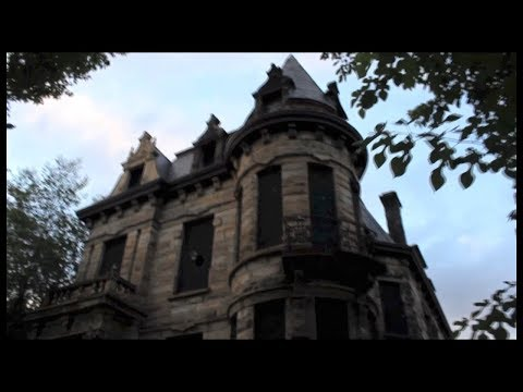 Krystle  - Franklin Castle in Cleveland is one Spooky House
