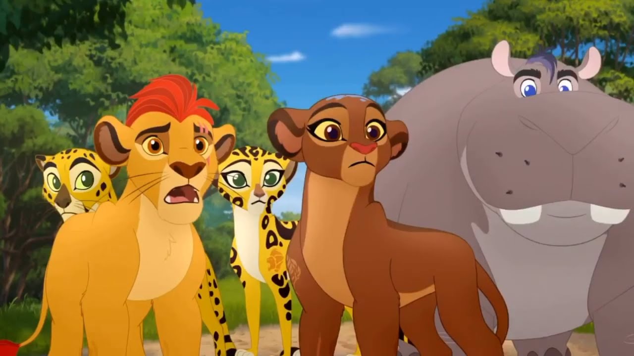 The Lion Guard Season 3 Episode 18 Journey To The Pride Lands - Part 7 - YouTube