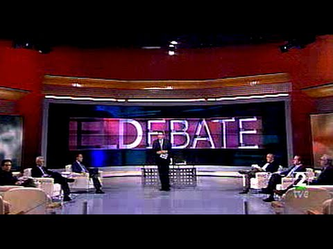 """O desastre do Prestige 026 / Debate """"Un mar de petróleo"""" - 2002-12-03 - 23:00h. - TVE 2"""
