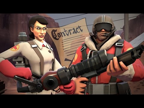 TF2: Doin' a Contract 2 w/ valtroid