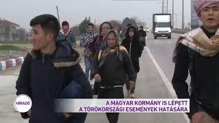 A magyar kormány is lépett a törökországi események hatására