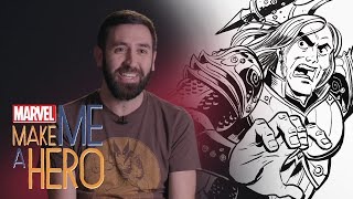 Hero Out of Time | Marvel Make Me a Hero