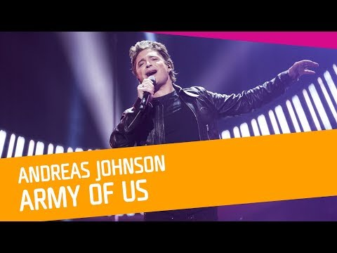 Andreas Johnson – Army of Us