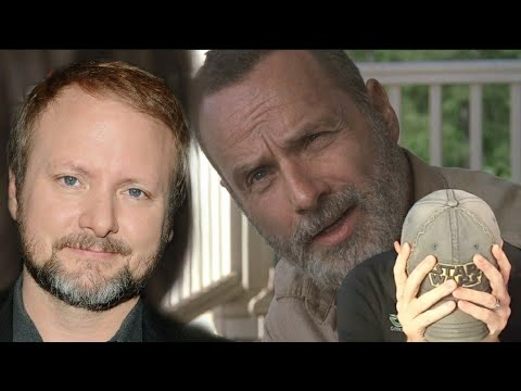 Did The Walking Dead Go Full Rian Johnson Mode With Rick Grimes?