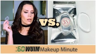 Makeup Minute | Cruddy Knock of Company RIPS OFF TATI WESTBROOK? | What's Up in Makeup