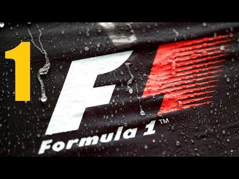 F1 2016 (КАРЬЕРА) - Австралия: свободные заезды