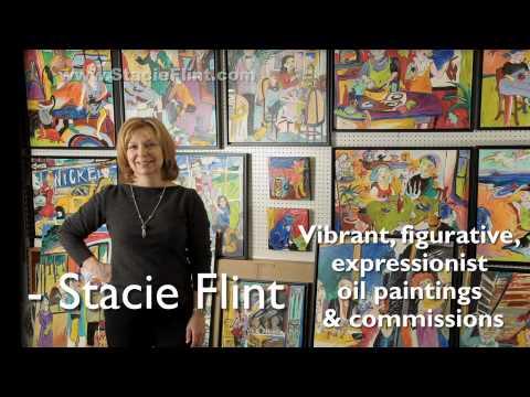 Stacie Flint - Artist Portfolio