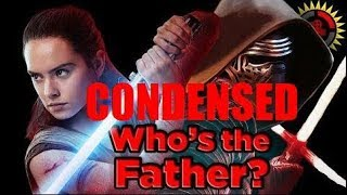 Film Theory CONDENSED: Rey's Parents SOLVED! (Star Wars: The Last Jedi)