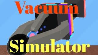 Roblox: vacuum simulator ft. Paul and Sebastian