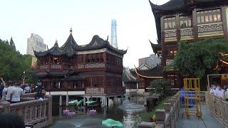 Шанхай Обязательно посмотреть сад Юй Юань набережную Вайтань и улицу Нанкин Жизнь в Китае 223