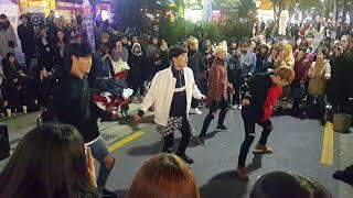 [MAXXAM]비스트(BEAST)☆BEAUTIFUL☆ COVER 홍대버스킹 20171103금 [Hongdae…