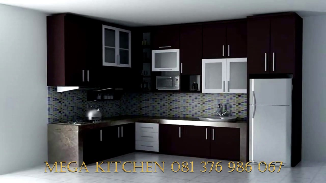 Desain Kitchen Set Kebumen Contoh Kitchen Set Kebumen Model Kitchen Set Kebumen Kitchen Set Youtube