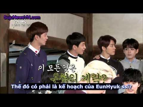 [Bòn] Vietsub - Trò chơi hỗn loạn của Super Junior