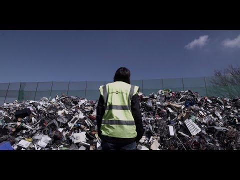 Fixing the UK's Electronic Waste Problem