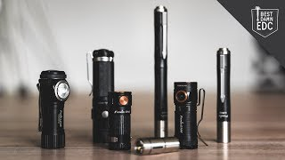 Gambar cover 7 Best Fenix Flashlights for Everyday Carry (EDC)