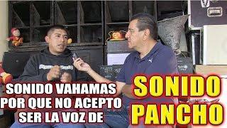 *** CONOCE AL GANADOR DE LA VOZ DE SONIDO PANCHO ***