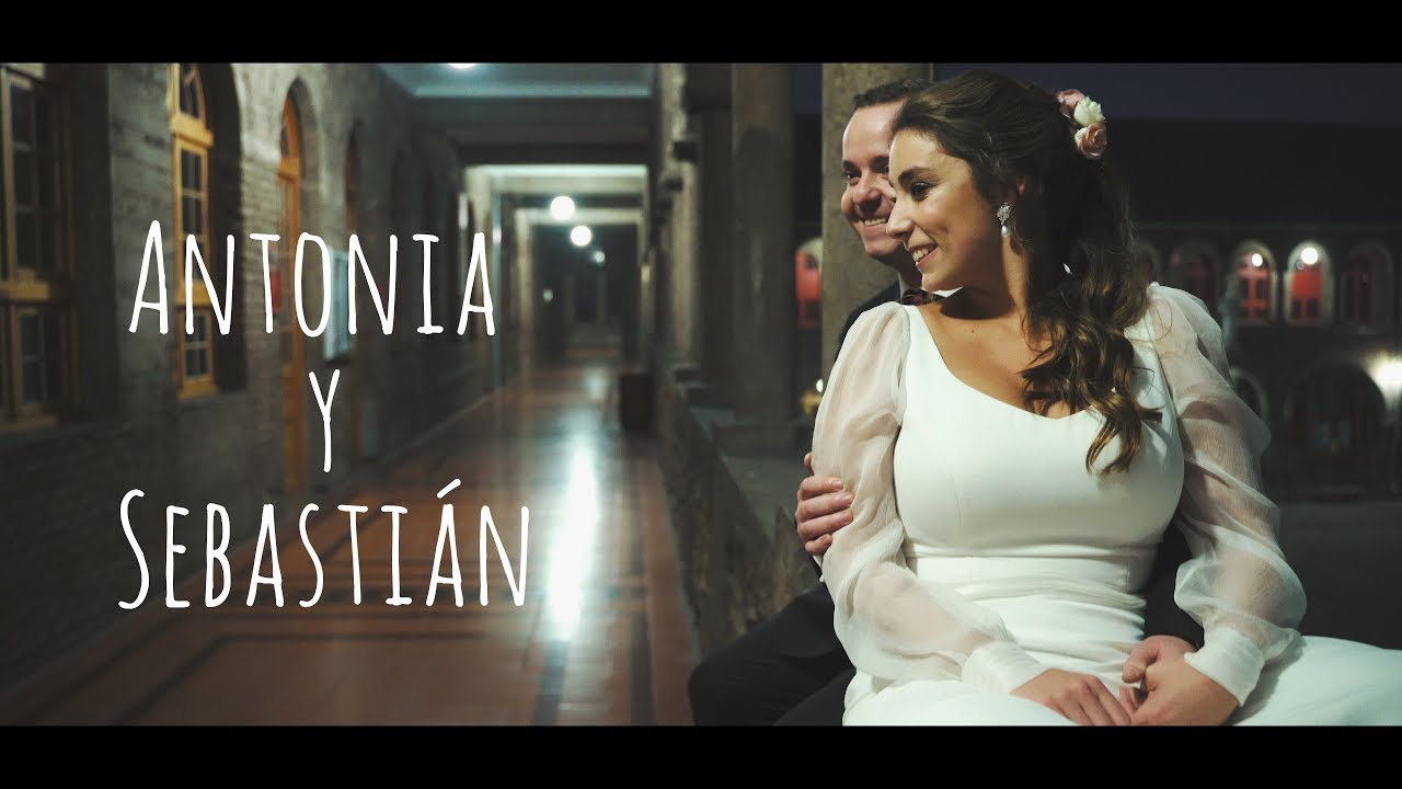 Cinematic Wedding Film, Chile: Antonia y Sebastián. Video de matrimonios. Wedding Cinematography.