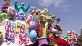 ★【TDL再開日!!】 ディズニー・イースターワンダーランド・初回 Disney's Easter Wonderland TDL resumption! thumbnail