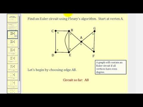 Euler and Hamiltonian Paths and Circuits   Lumen Learning
