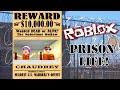ROBLOX PRISON LIFE ROLEPLAY | I'M ONLY 12! | RADIOJH GAMES & GAMER CHAD