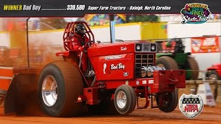 Super Farm pulling at Raleigh October 16 2016
