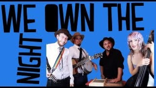 The Wanted - We Own The Night (OFFICIAL Beef Seeds Cover)