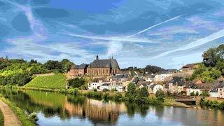 Saarburg einer der schönsten Orten an der Saar / Sehenswürdigkeiten die man gesehen haben muss