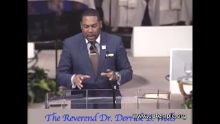 """Rev. Derrick B. Wells """"Keys To A Life of Excellence - Living From Your Divine Identity"""" 01-24-16"""