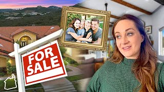 OFFICIAL MOVING HOUSE TOUR! - This Is Home Memory Mashup!
