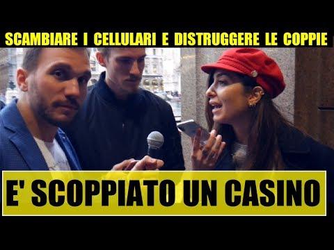 SCAMBIARE I CELLULARI Ai Fidanzati: È Scoppiato Un CASINO! - Giacomo Hawkman