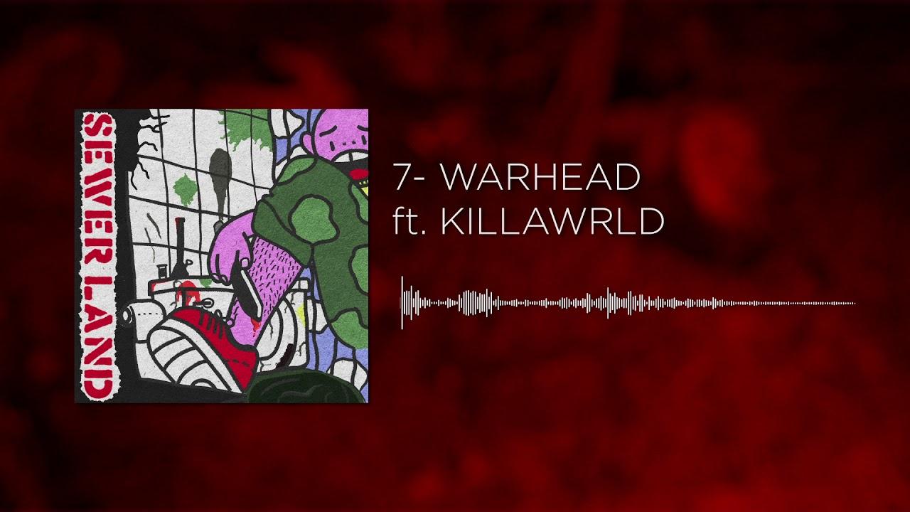 saint shotaro - WARHEAD ft. KILLAWRLD (2º ROSTO: SEWERLAND)