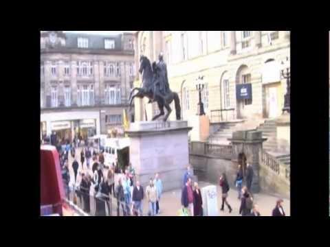 Scotland/Edinburgh City Tour   Part 1