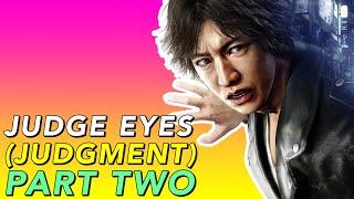 Judge Eyes (Judgment) Live Translation: Part Two