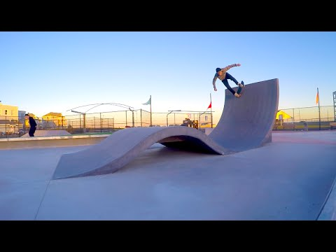 Amazing New Skatepark!