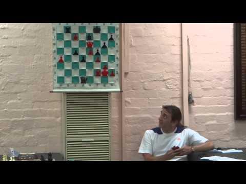 Carl Gorka Lecture, Melbourne Chess Club